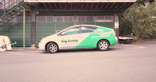 Go Car Finance and Big Buddy Giveaway NZ