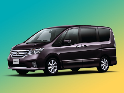 Nissan Serena Go Car Finance with Go Cover Insurance